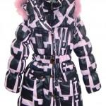 Актуальная одежда для девочек сезона осень-зима 2011/2012