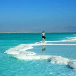 Поездка на мертвое море.