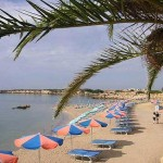 Пляжный отдых на кипре.
