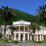 Туризм в Абхазии.