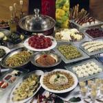 Турецкая национальная кухня.