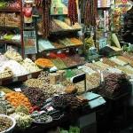 Гранд базар в Стамбуле.