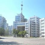 Здание Госпрома в Харькове.