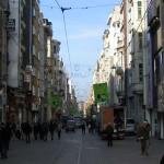 Центральный район Стамбула.