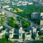 Центральная площадь Харькова.