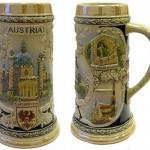 Сувениры из Австрии.