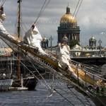 Пешие прогулки по Санкт петербургу.
