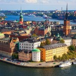 Стокгольм — старый город.