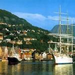 Визит в Норвегию.