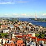Рига: отдых на море