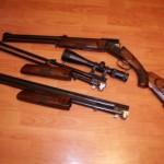 Выбор охотничьего оружия.