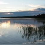 Озеро Рубское